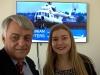 It was a pleasure working with the interpreter, Sofiia.