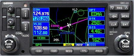 garmin gns 430 530 and 430w 530w training rh navpath com Garmin 430W GPS Garmin 430 IFR